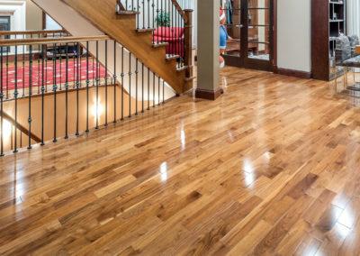 Wood Floors Installed